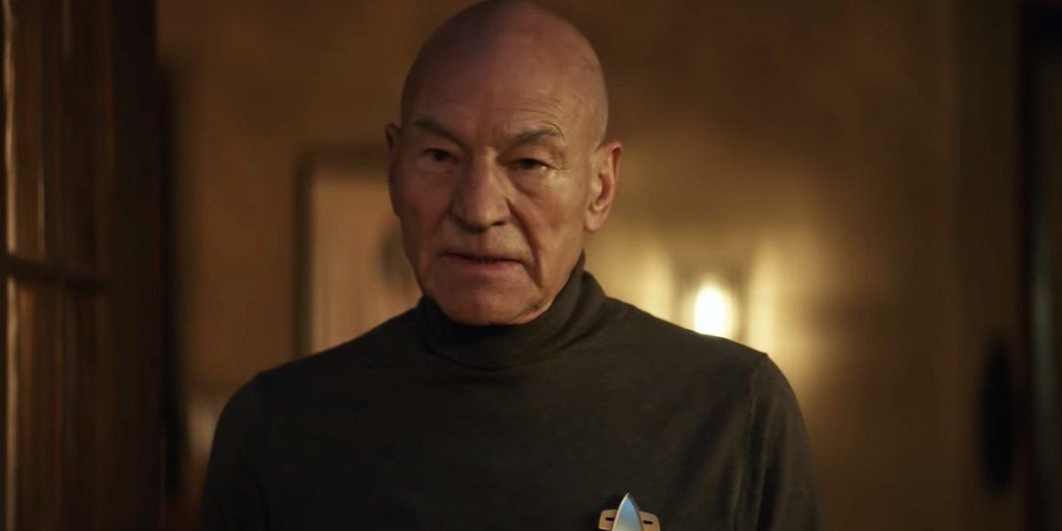 Star Trek: Picard CBS All Access patrick stewart