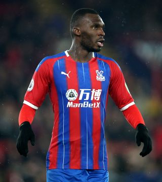 Christian Benteke File Photo