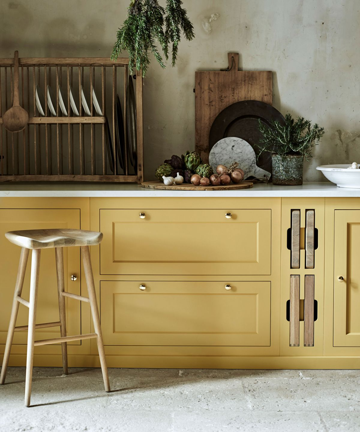 Painted kitchen cabinet ideas – finishes to make your space stylish