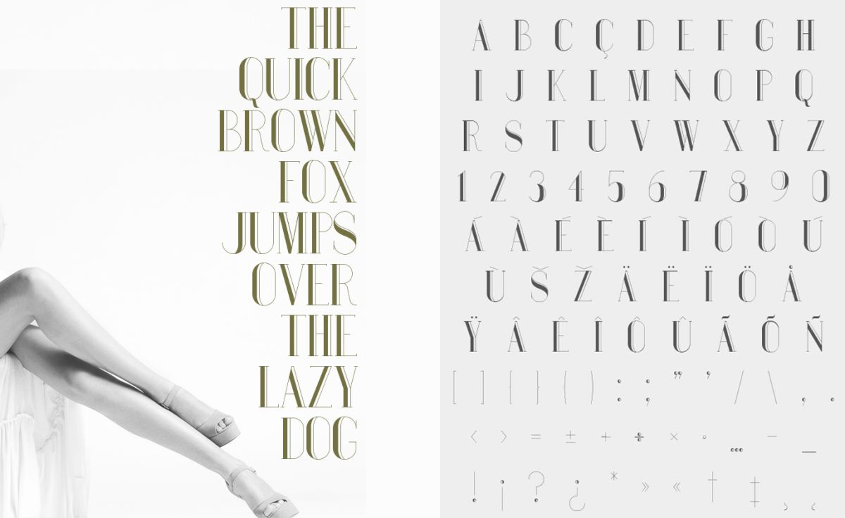 The best free fonts for designers: Page 4 | Creative Bloq