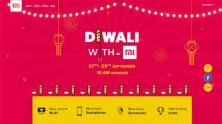 Xiaomi Diwali with Mi Sale Starting Soon: Discounts, Coupons