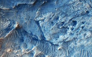 Mars' Jezero Crater