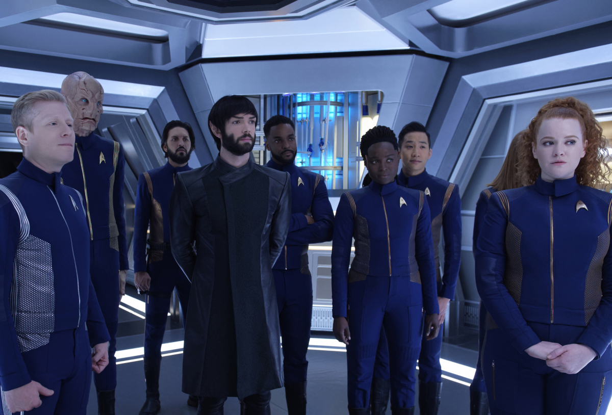 Such Sweet Sorrow' Is a Befuddled Buildup to the 'Star Trek