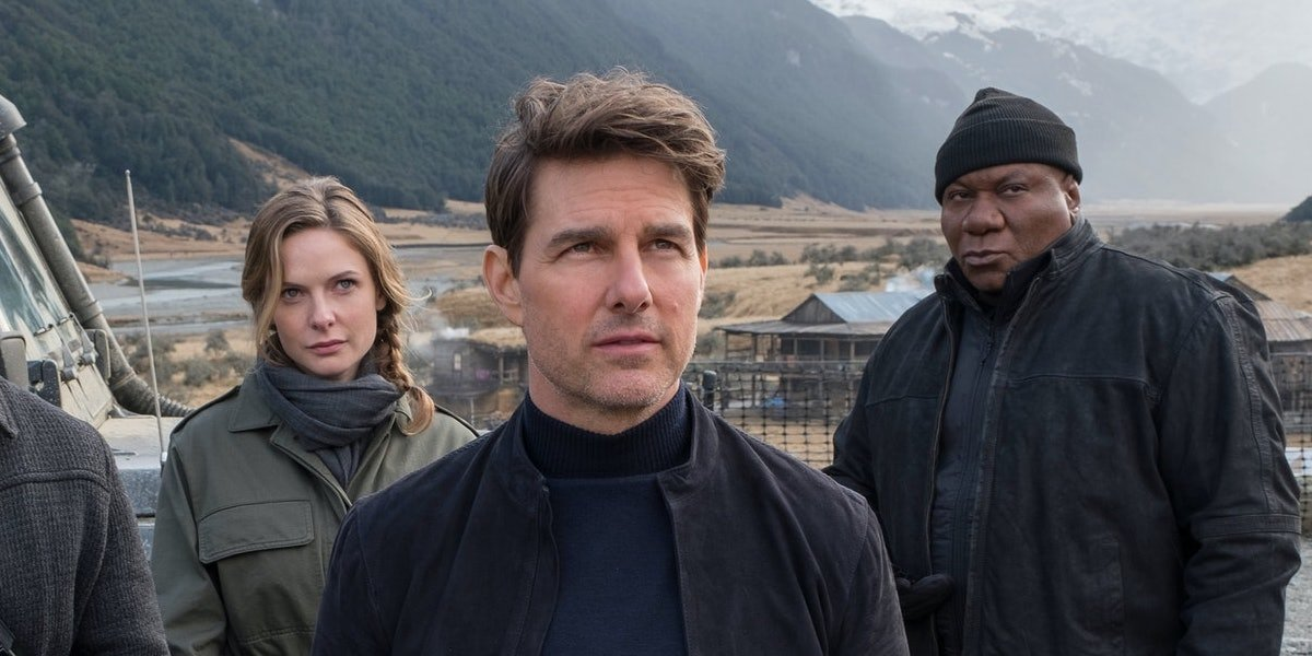 Mission: Impossible Fallout cast