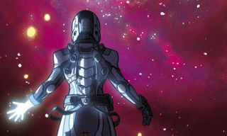 """The team behind the comic """"The Wicked + The Divine"""" are turning to space in a new project."""