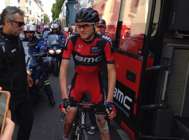 Tejay van Garderen, Tour de France 2014 stage seven