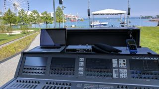 OSA Overcomes RF Challenges at Chicago's Navy Pier With Shure Wireless