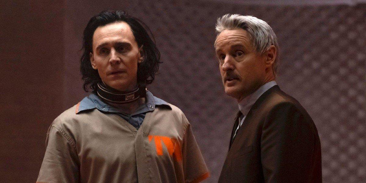 Tom Hiddleston, Owen Wilson - Loki
