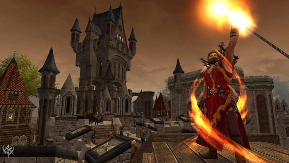 Warhammer Online Now Free-To-Play As Shutdown Approaches #29588