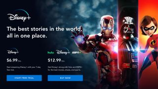 Disney Plus sign up: best deals and prices in 2020