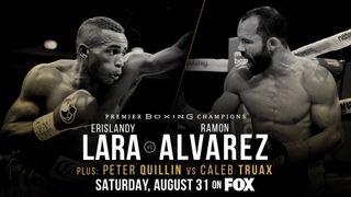 lara vz alvarez live stream boxing