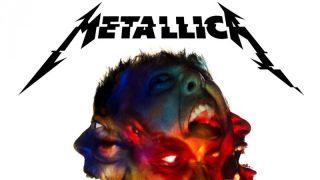 The cover art for Metallica's Hardwired album