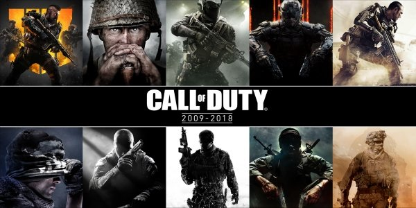 Call Of Duty Thanks Fans For 10 Years Of Bestsellers