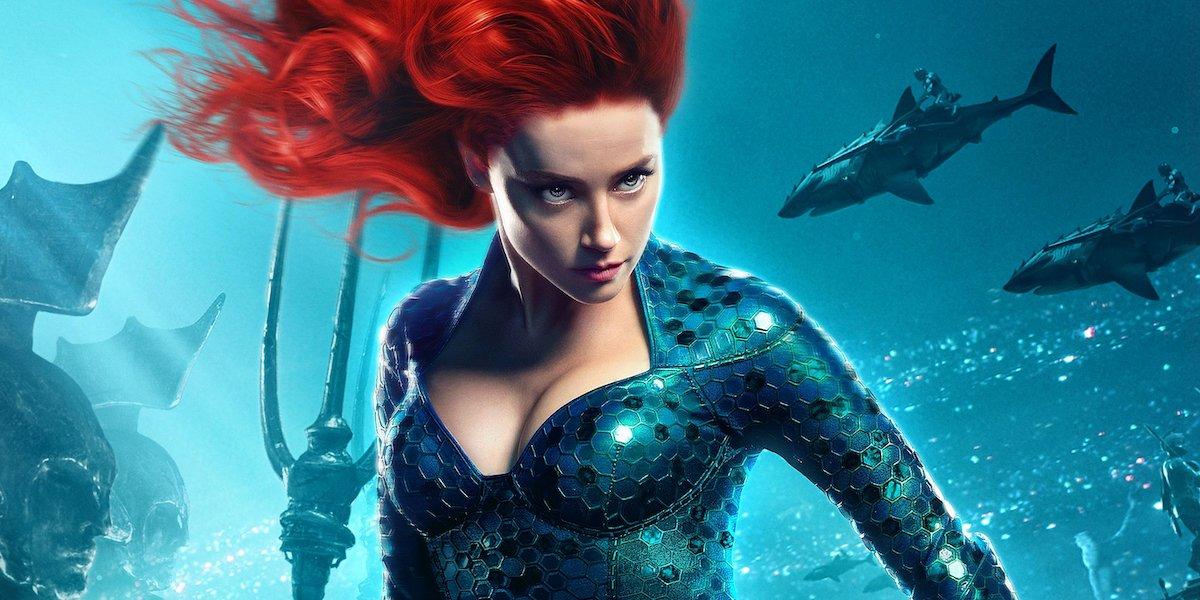 Amber Heard Responds To Those Aquaman 2 Dismissal Rumors Cinemablend