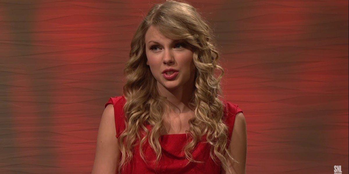 Taylor Swift Hosts Saturday Night Live