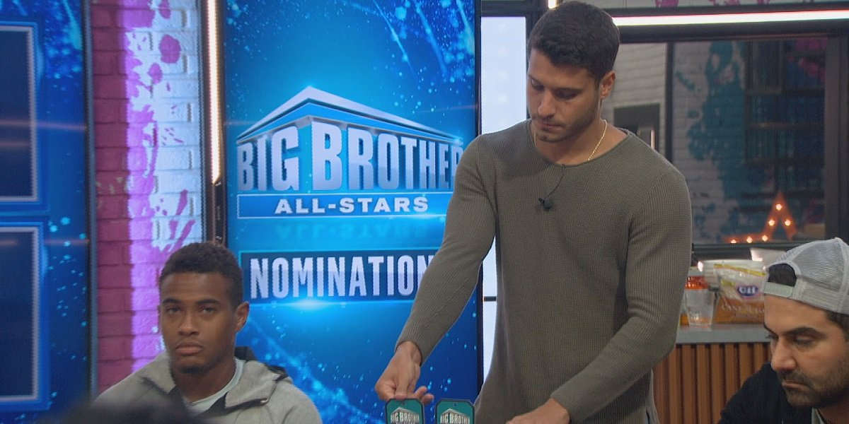 Cody David Kaysar Big Brother All-Stars CBS