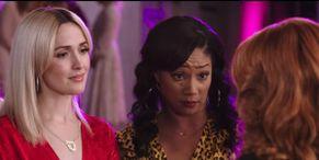 Watch Tiffany Haddish And Rose Byrne Battle Salma Hayek In First Like A Boss Trailer