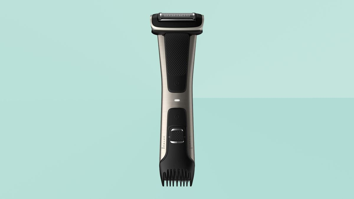 Philips BodyGroom 7000 review: 'double-ended' trimmer with minimal irritation