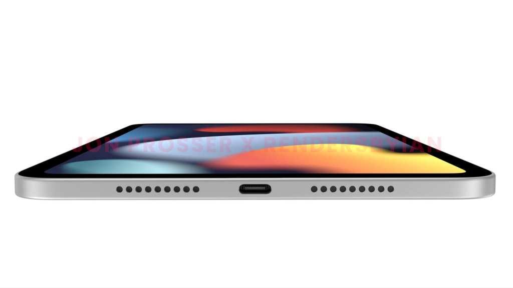 iPad mini 6 presenta
