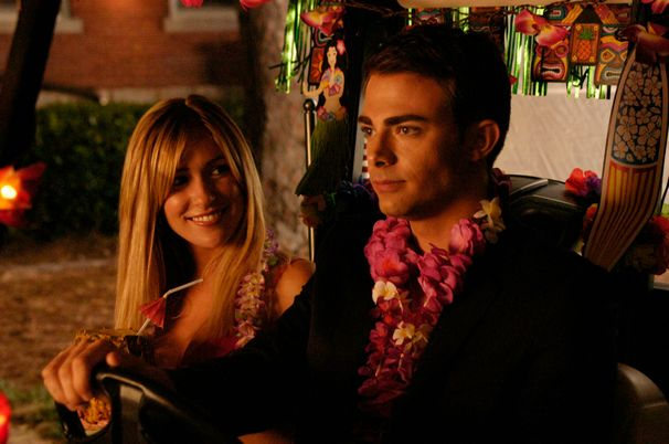 Scantily Clad Trailer And Images For Van Wilder: Freshman Year #7966