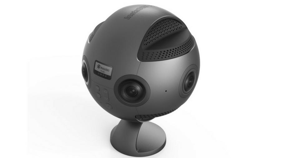Insta360Pro 8K VR capture devices