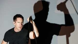 A picture of Trent Reznor