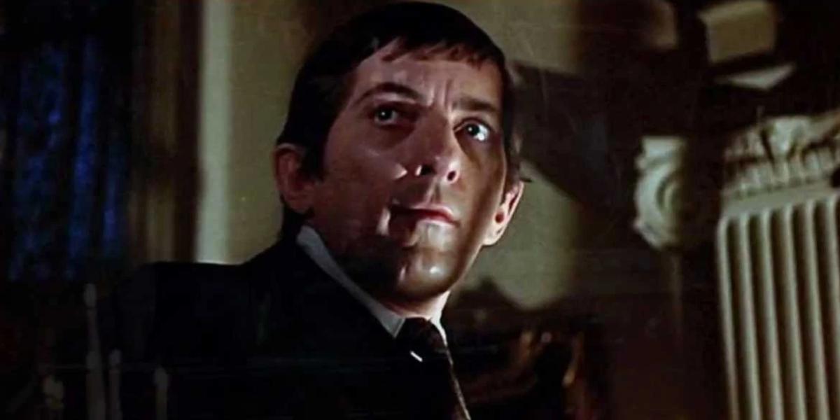 Jonathan Frid as Barnabas Collins in Dark Shadows