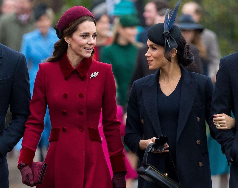 Duchess of Sussex, Duchess of Cambridge
