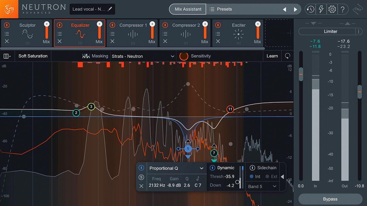 iZotope Neutron 3 Advanced review | MusicRadar