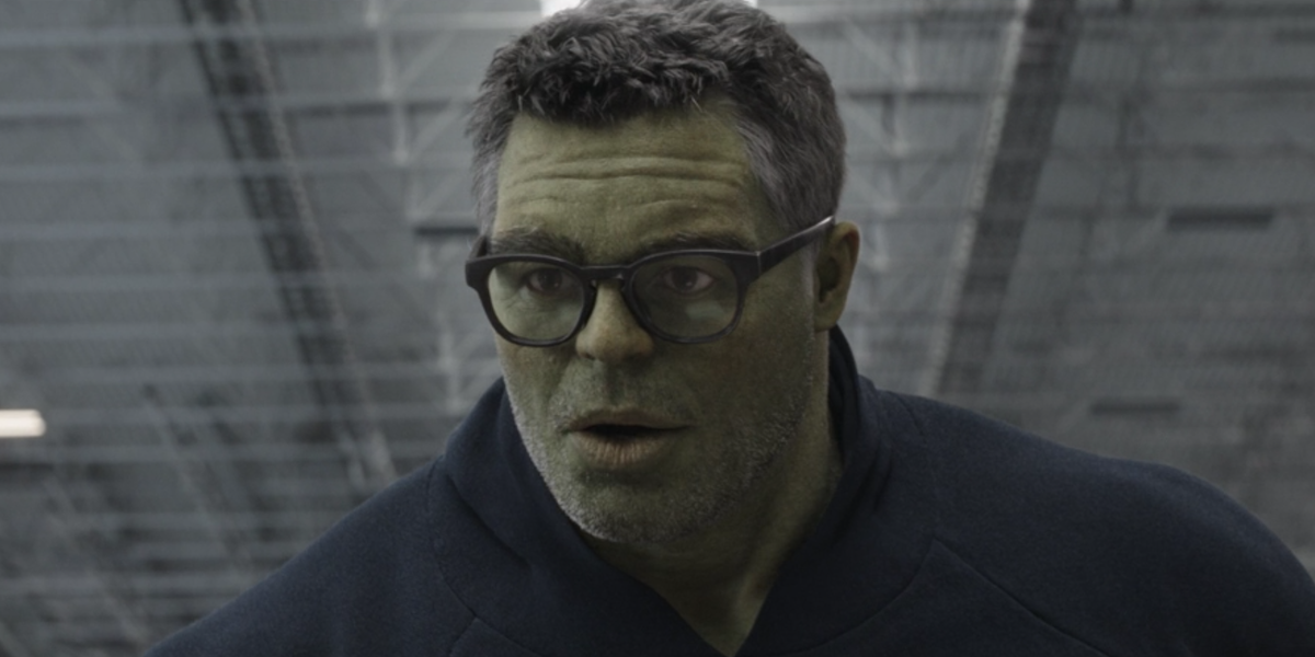 Smart Hulk in Avengers: Endgame