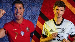 live stream Portugal vs Germany at Euro 2020