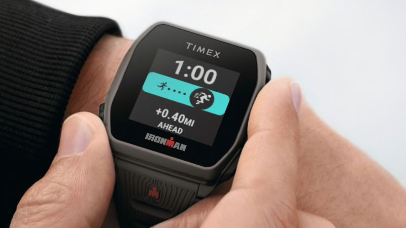 Timex's FIRST-EVER fitness smartwatch costs less than a Fitbit Versa 2 and comes with built-in GPS