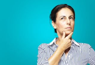 Woman stop menstruating around age 50.