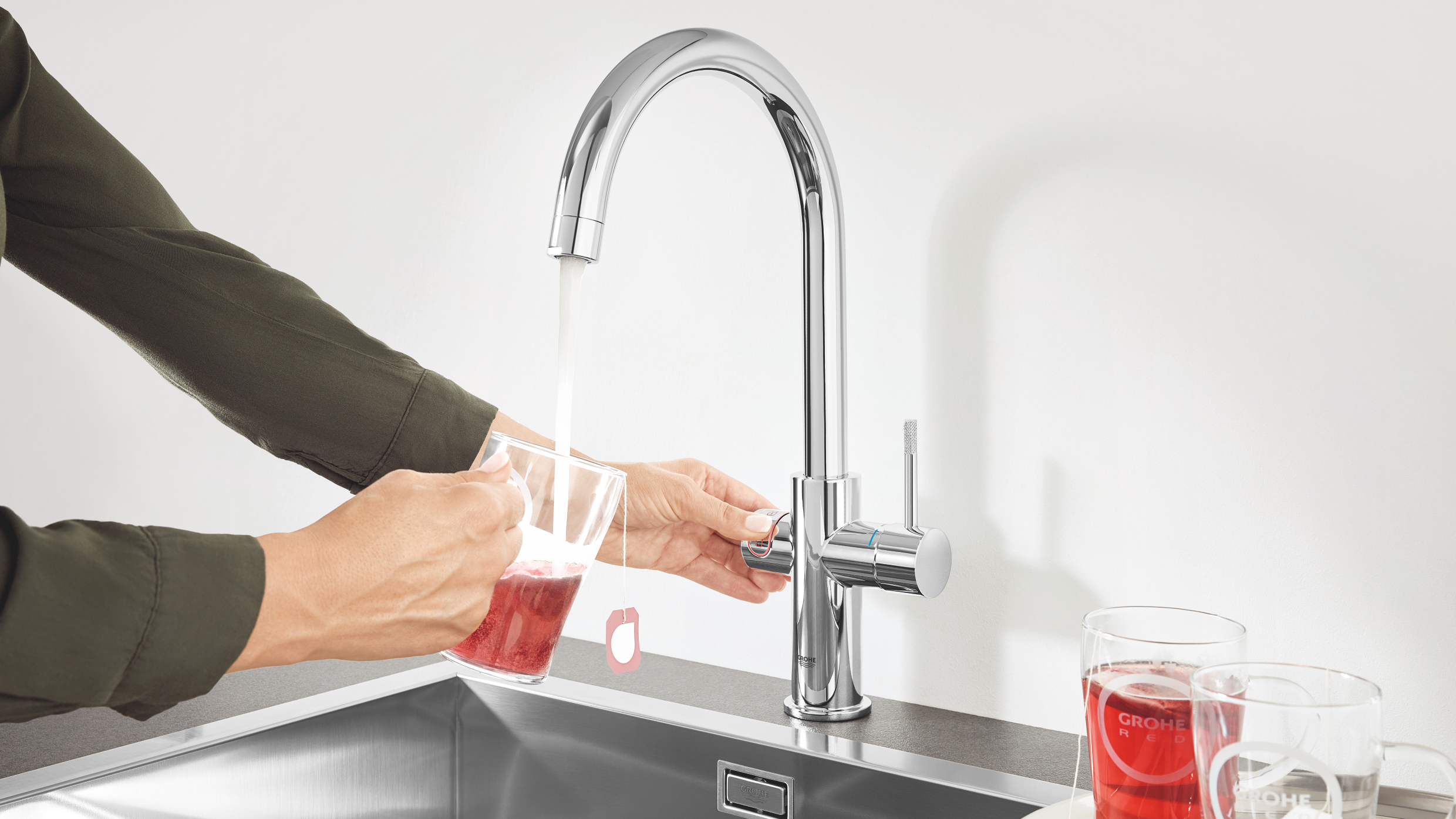 Geyser Water Filter vs TAPP Faucet
