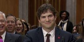 Watch John McCain Deliver A Sick Burn To Ashton Kutcher On CSPAN