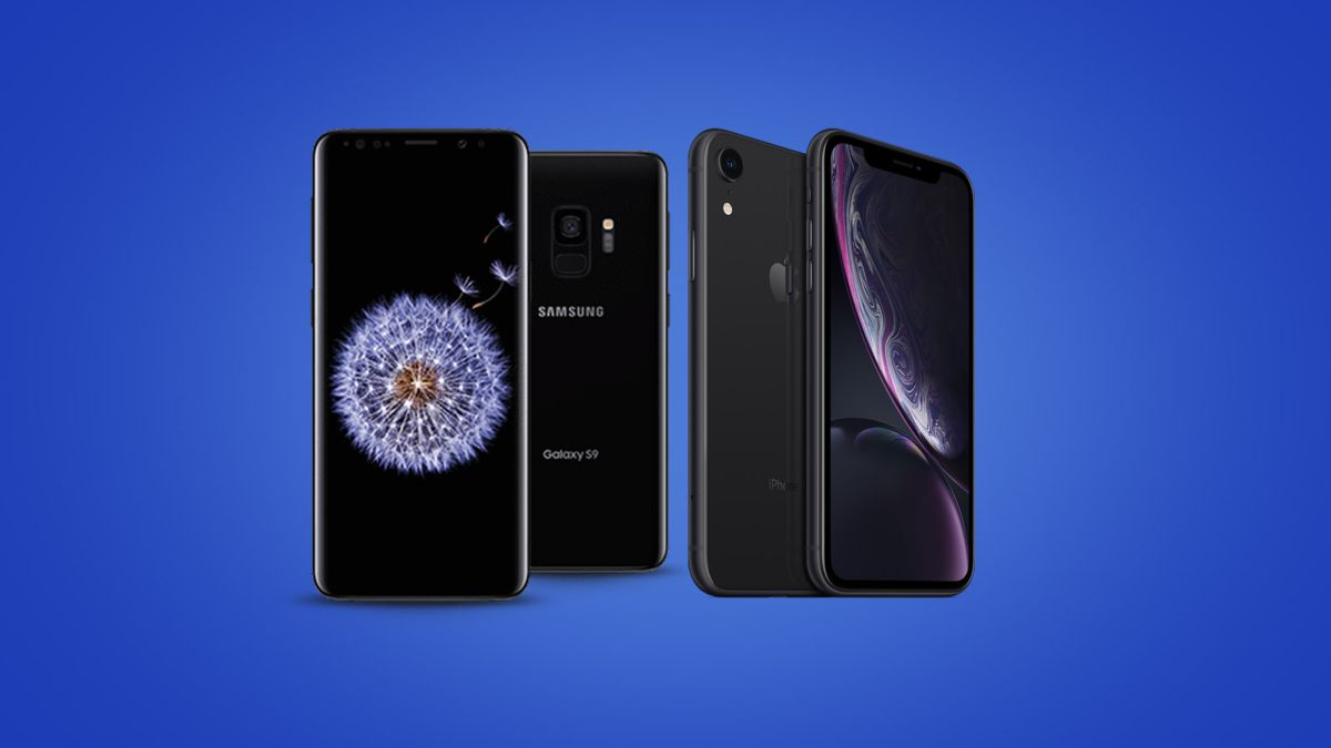Verizon phone deals: save 50% on the iPhone XR and Samsung Galaxy S9
