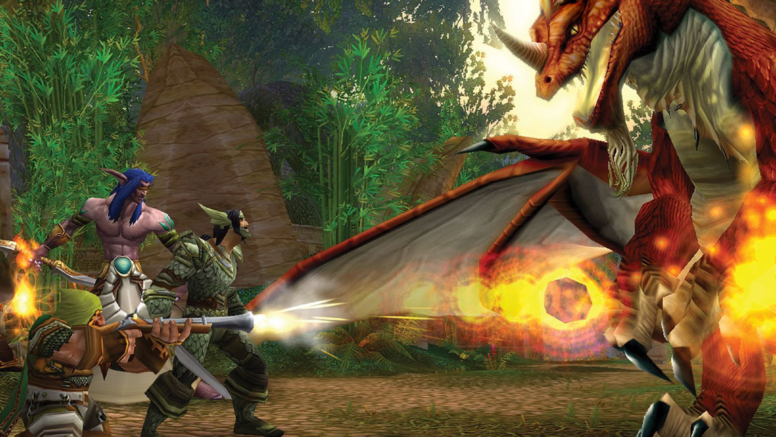 World of Warcraft's new level-scaling is fun, but only if you love