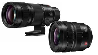 Panasonic Lumix S Pro 70-200mm F2.8 O.I.S. and 16-35mm F4