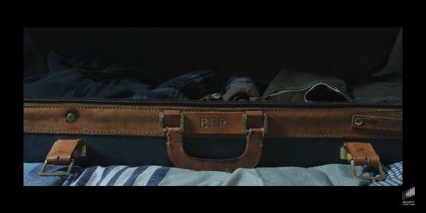 Uncle Ben suitcase