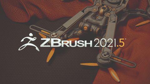 ZBrush 2021.5