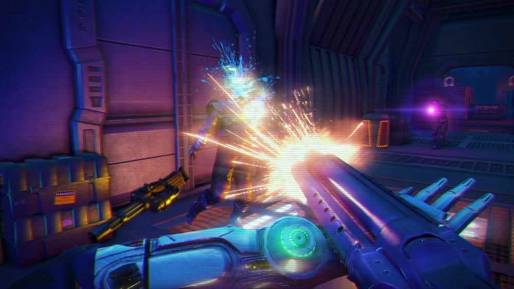 Far Cry 3 Blood Dragon Screenshots, Trailer Are A Beautiful Mess #26263