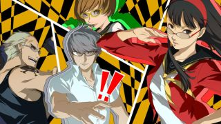 Persona 4 Golden is now on Stream