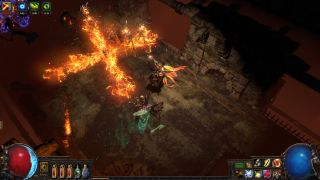 In Path Of Exile S Incursion Update You Travel Through