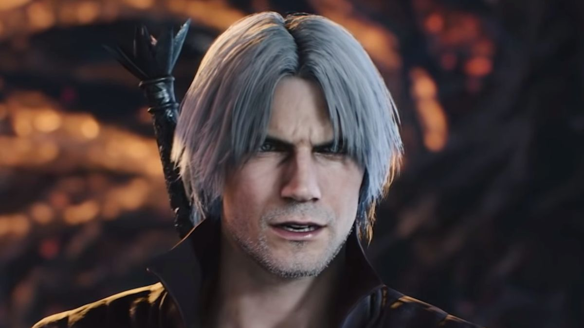 Devil May Cry 5 TGS trailer shows off Dante gameplay, plus a mysterious new playable character
