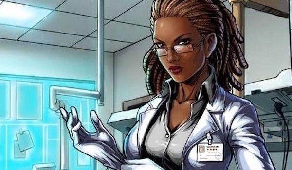 X-Men comics Cecilia Reyes