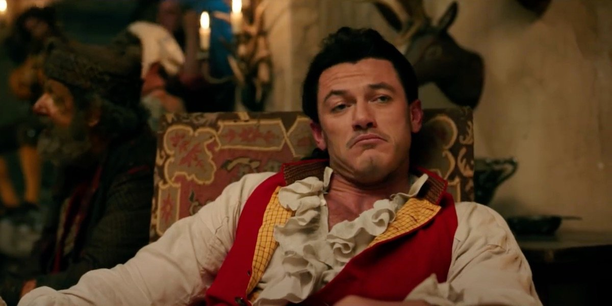 After Getting Fully Ripped, Beauty And The Beast Star Luke Evans Is Going Full Thirst Trap