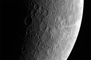 Mercury Seen by Messenger in 2013