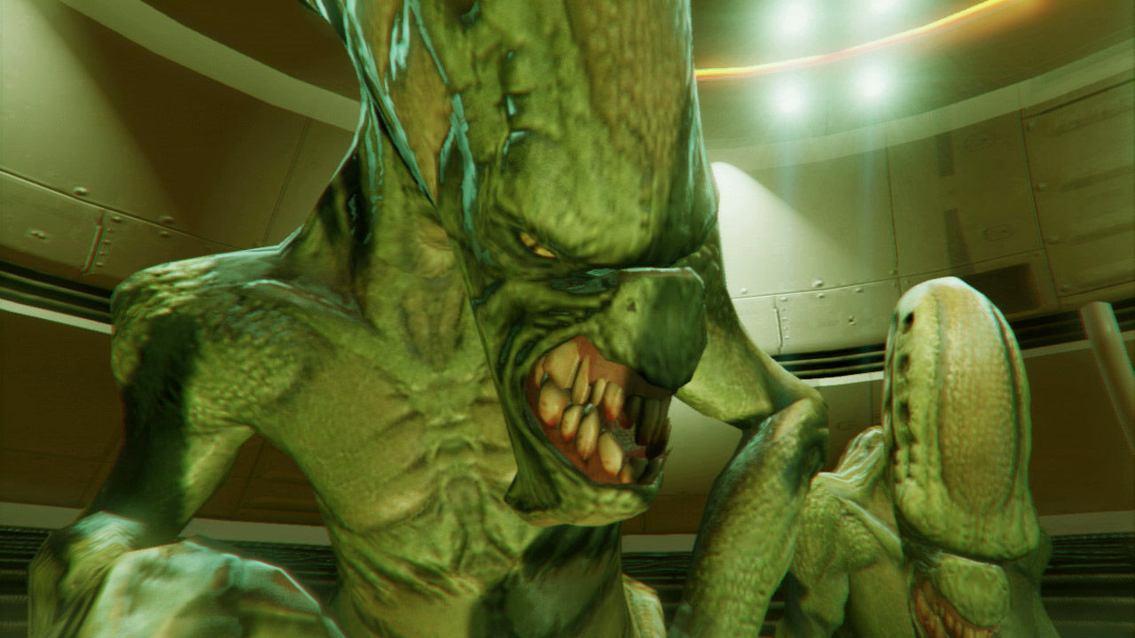 Watch GTA Online's new, secret alien mission - could this be the end