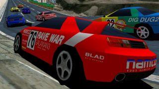 The original Ridge Racer