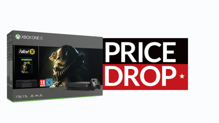 Xbox One X 1TB console and Fallout 76 bundle gets unmissable price drop! | T3